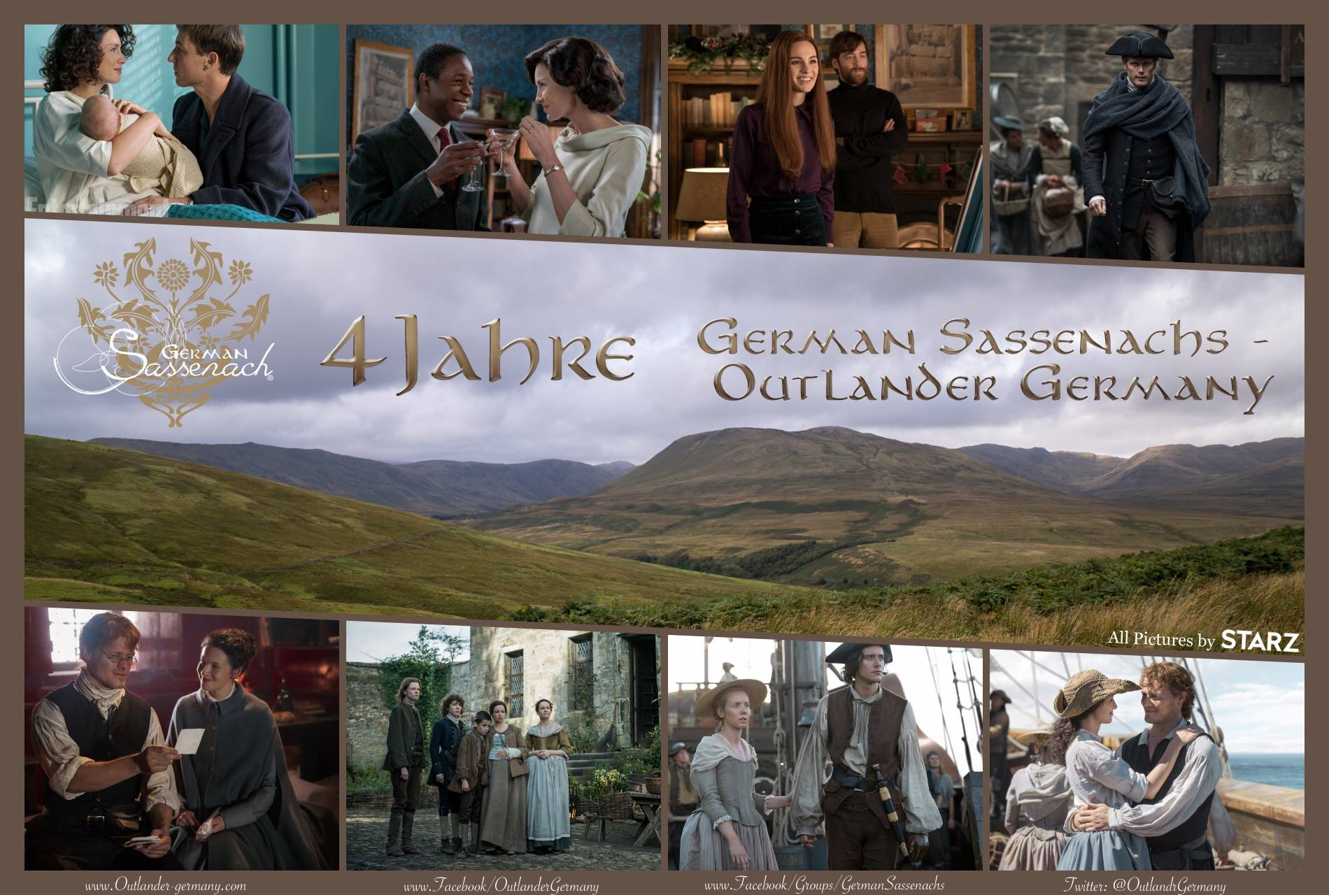 4 Jahre Outlander Germany